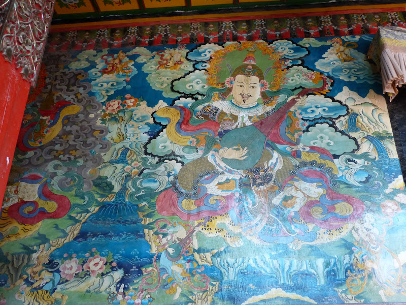 Chine.Yunnan. Ganten Sumtsenling Monastery, Shangri la - P1260036.JPG