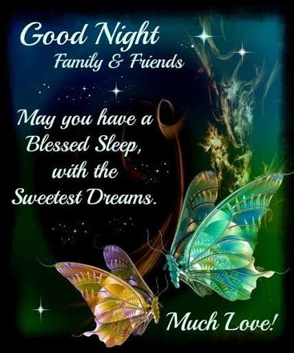 Good Night Wishes And Quotes To Share With Family And Friends.