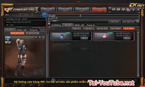 [Update Đột Kích 1246] Ra mắt game thủ vũ khí Thuận Thiên Kiếm + Hình 4