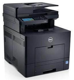 Dell C2665dnf Color Laser mise à jour pilotes imprimante