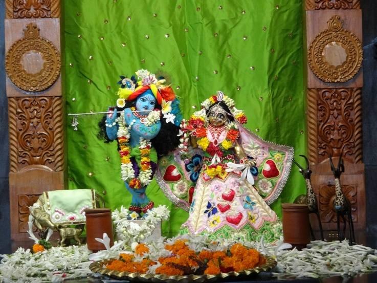 ISKCON Nigdi Deity Darshan 29 May 2016 (17)