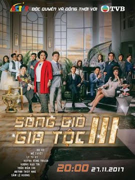 Sóng Gió Gia Tộc 3 (SCTV9)