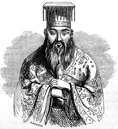 Confucius 5, Confucius