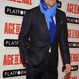 OIC - ENTSIMAGES.COM - Bruce Payne attend the Age of Kill - VIP film Screening inLondon on the 1st April 2015.Photo Mobis Photos/OIC 0203 174 1069