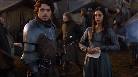 Game of Thrones -  The Old Gods and the New - Robb Stark