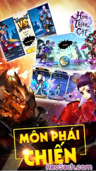 Đôi nét về game kiếm hiệp Hoa Thiên Cốt Web cho Smartphone + Hình 3