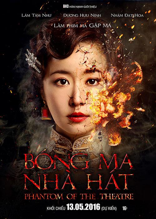 Bóng Ma Nhà Hát - Phantom of the Theatre (2016)