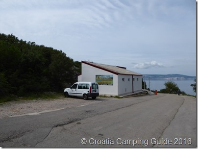 Croatia Camping Guide - Camp Klenovica