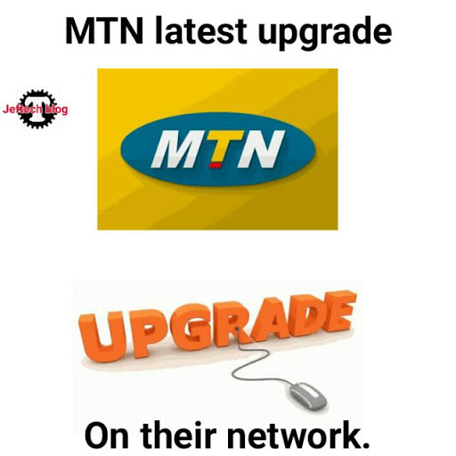 Mtn Latest Upgrade On Their Network.