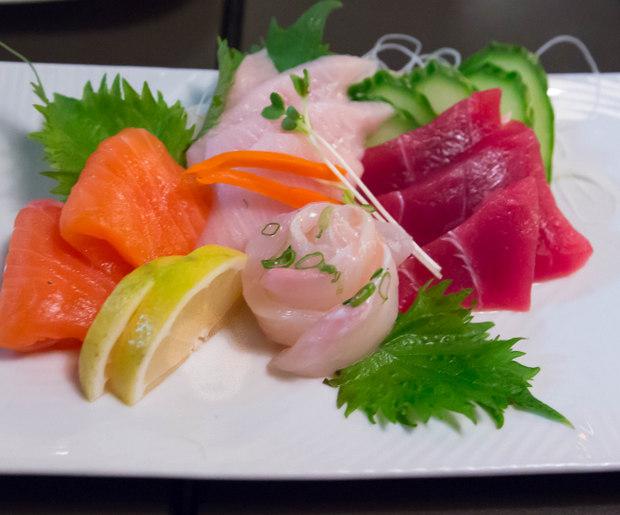 photo of Chef's Mix Sashimi Plate