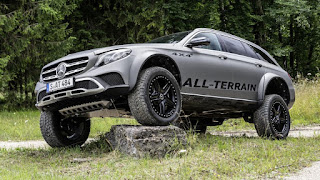 Mercedes-Benz E-Class G-Wagen 4x4 All-Terrain
