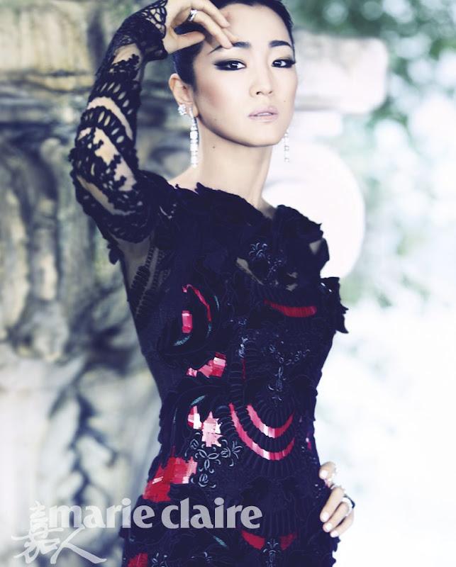 Gong Li China Actor