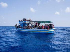 Plus de 300.000 migrants ont traversé la Méditerranée en 2016