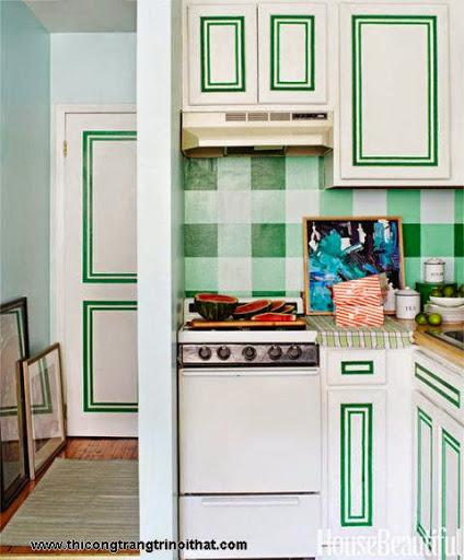 Những thiết kế thông minh cho nhà bếp nhỏ hẹp - <strong><em>Thiết kế nội thất</em></strong>-5