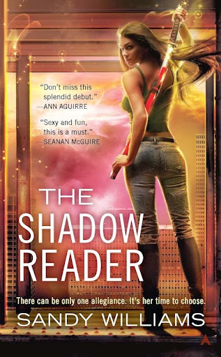 Shadow Reader by Sandy Williams