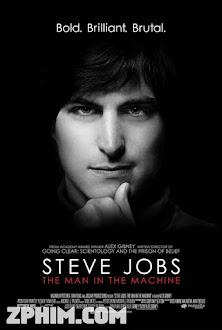Người Đàn Ông Cứng Nhắc - Steve Jobs: The Man in the Machine (2015) Poster