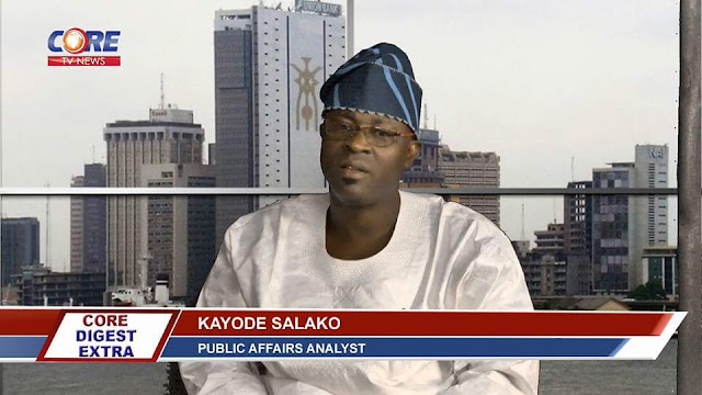 READ THIS PIECE. IT IS REALISTICALLY  ABOUT WHO MOST OF US ARE - Olukayode Salako