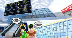 ID Airport Terbaru Di Sakura School Simulator