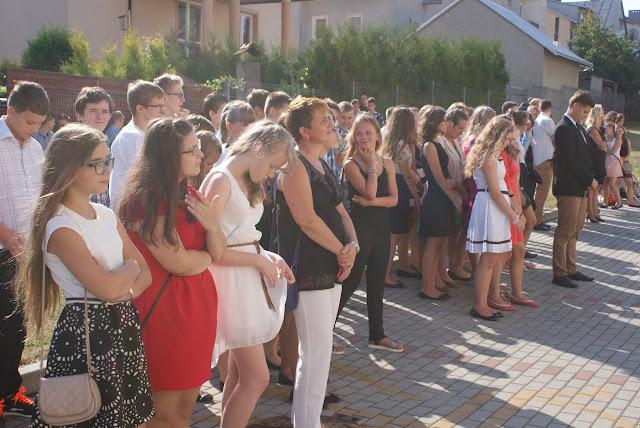 Rozpoczęcie roku szkolnego 2015 - DSC03441.JPG