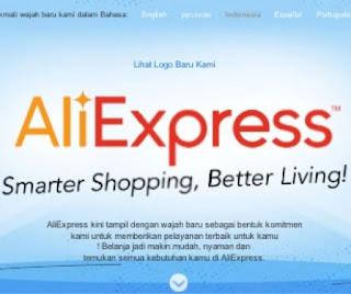 tutorial cara mudah berbelanja di aliexpress tanpa kartu kredit