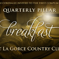 Quarterly Pillar Breakfast at La Gorce
