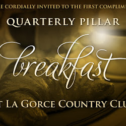 Quarterly Pillar Breakfast at La Gorce