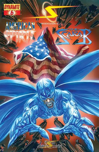 Actualización 31/12/2015: Project Superpowers Vol 1 #06 traducido por Shinji y maquetado por Arsenio Lupín para la alianza entre Outsiders, AT Cómics, Prix Cómics, Una Nueva Liga y HTAL.