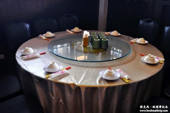 鼎馨棧八人圓桌