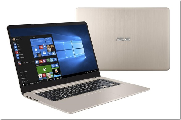 Asus VivoBook S14 S410, Notebook Tipis Bertenaga Intel Core i5-8250U & GeForce MX150