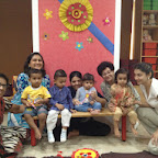 RakshaBandhan Celebration in MTP at Witty World