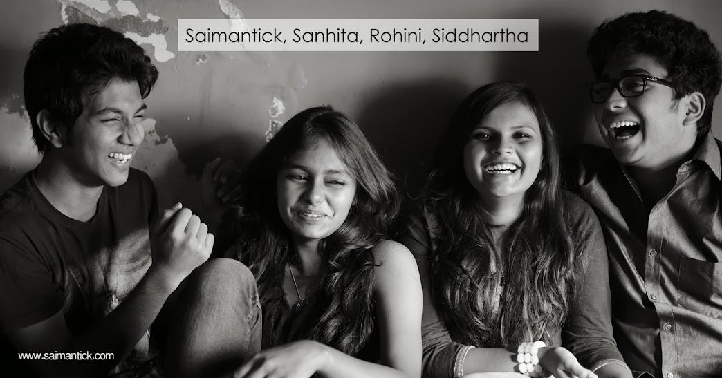 Saimantick Bhadra, Siddhartha Ghosh