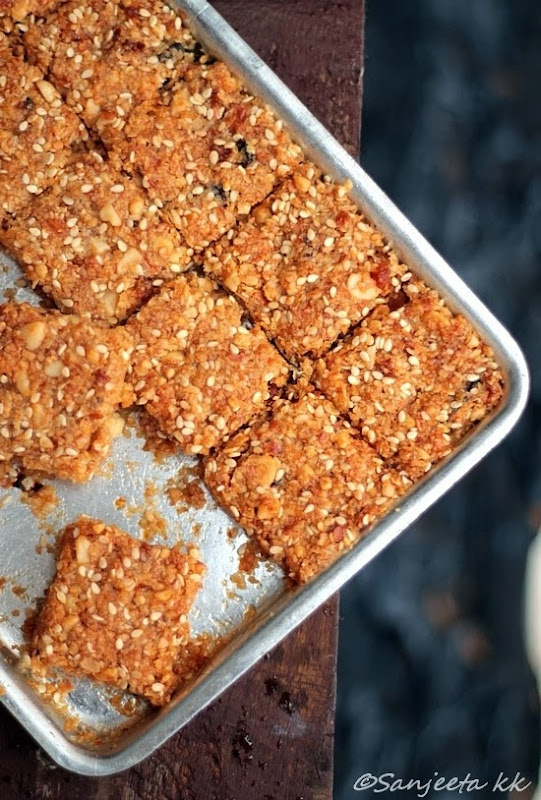 Recipes | Flapjacks or healthy Granola Bars recipes