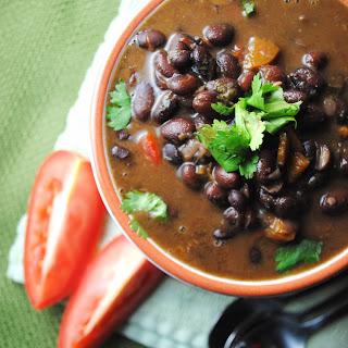 Austin-Style Black Beans
