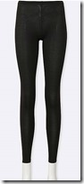 Womens Heattech Thermal Leggings