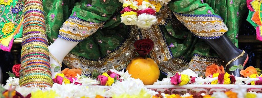 ISKCON Punjabi Bagh Deity Darshan 10 Jan 2017 (15)