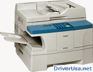 Download latest Canon iR1530 printing device driver – how to set up