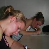 Examen cursus Lesgeven, 8 juni 2013