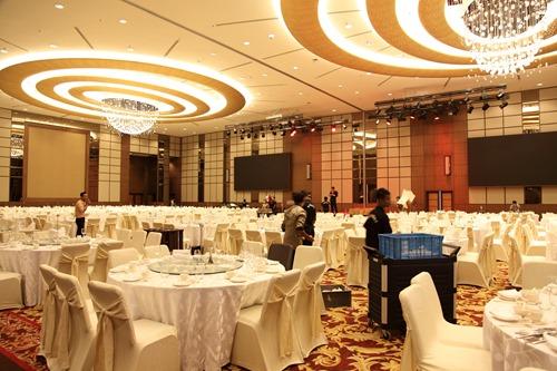 Wembley Grand Ballroom in The Wembley, Penang