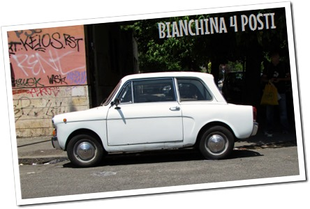 Bianchina Berlina 4 posti - autodimerda.it