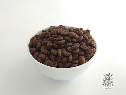 Кава COLOMBIA Supremo без кофеїну