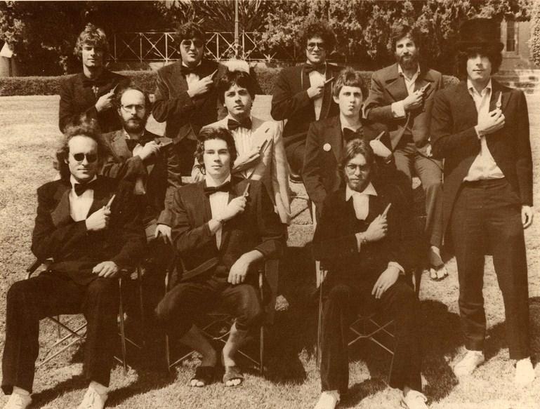 Temple City Kazoo Orchestra.