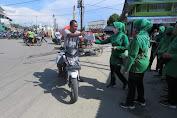 Dandim 0115/Simeulue Bersama Persit bagikan Masker