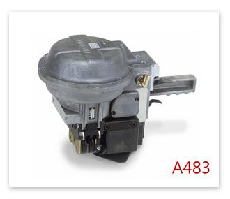 鋼帶氣動打包機A483