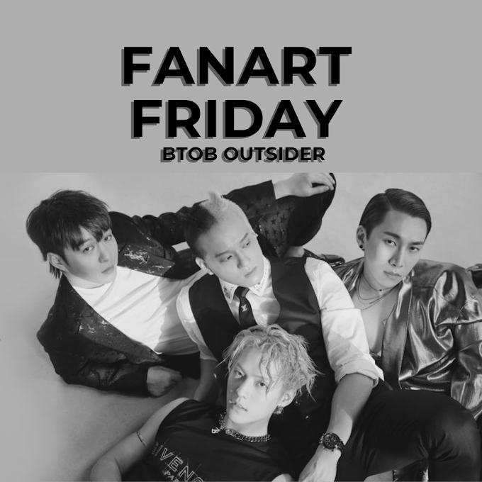 Fanart Friday: BTOB Outsider