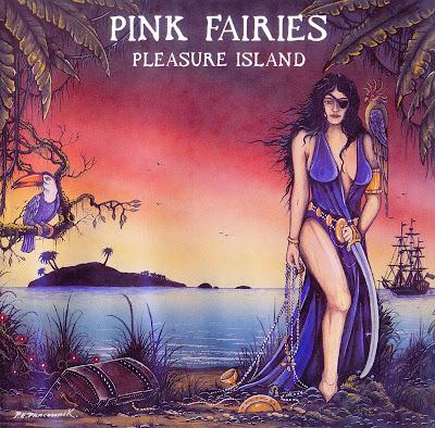 the Pink Fairies ~ 1996 ~ Pleasure Island