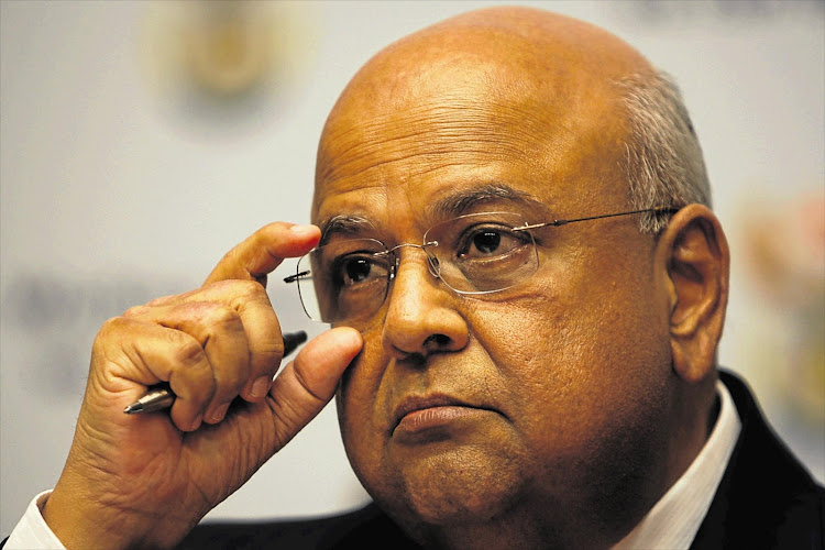 Pravin Gordhan. File photo
