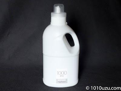 カインズ 詰め替えボトル ホワイト 計量キャップタイプ1000ml