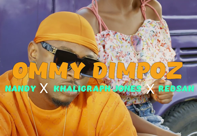AUDIO | Ommy Dimpoz X Nandy X Khaligraph Jones X Redsun – Kata Remix | Download New Song