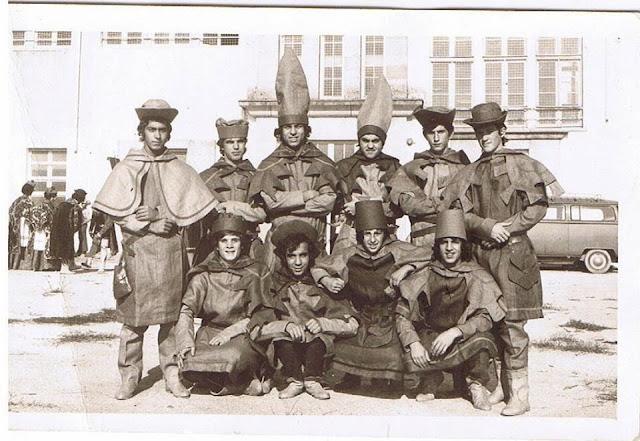 Foto do Cortejo Histórico. Um dos momentos altos das Festas da cidade de Lamego