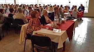 Kistérségi Nyugdíjas Találkozó Jákó - Kezdő szignál - Köszöntő - Zsűri